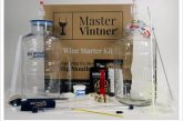 What equipment do you need to make wine at home?